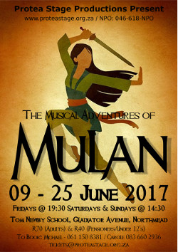 The Musical Adventures of Mulan