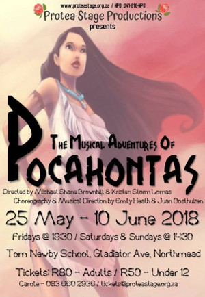 The Musical Adventures of Pocahontas